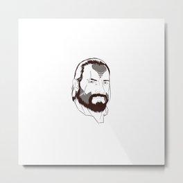 Cadash Metal Print