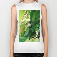 snake Biker Tanks featuring Snake by Stecker Photographie