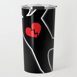 Love Crime Scene & Another Casualty of Love Travel Mug