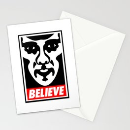 Believe - Sherlock Stationery Cards
