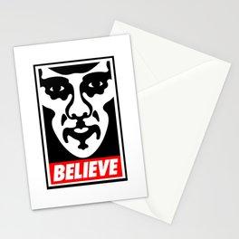 Believe - Sherlock Stationery Cards