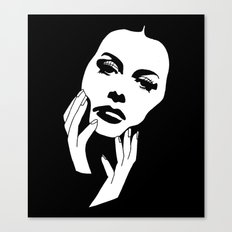 hedy Canvas Print