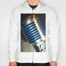 Microphone Hoody