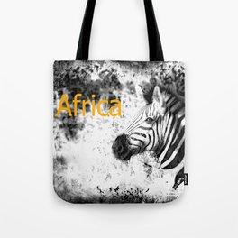 Africa II Tote Bag