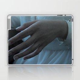 the hand. Laptop & iPad Skin