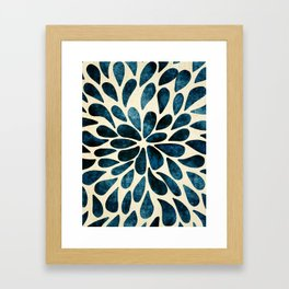 Petal Burst #5 Framed Art Print