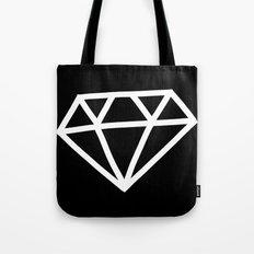 P&Ls: Diamond White Tote Bag