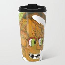 Jack o Lantern Travel Mug
