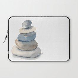 Beach Rocks Laptop Sleeve