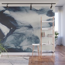 Lonely Life Wall Mural