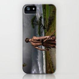 Fantasy Warrior iPhone Case