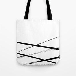 Line Art Tote Bag
