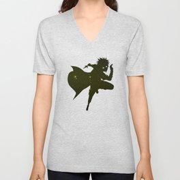 Anime Space Inspired Shirt Unisex V-Neck