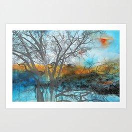 Before Winter Art Print