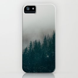 The Mist iPhone Case