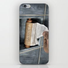 the last thought iPhone & iPod Skin
