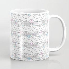 Abstract pyramid Coffee Mug