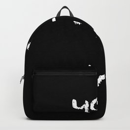 you + me Backpack
