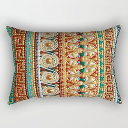 Greek pattern Rectangular Pillow