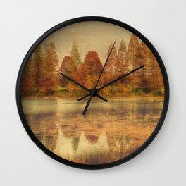 Lake Nevin Wall Clock