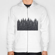 Forest at Night Hoody