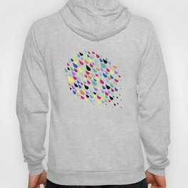 Pure Color Drops Hoody