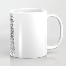 spaghetti texture Coffee Mug