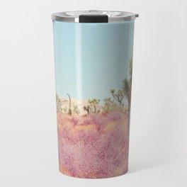 Surreal Desert - Joshua Tree Landscape Photography Travel Mug