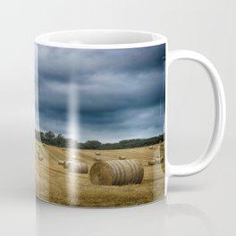 straw bales Coffee Mug