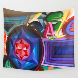 """TASTE"" Wall Tapestry"