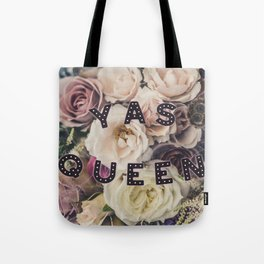 Yas Queen Tote Bag