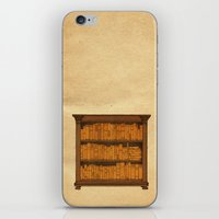doors iPhone & iPod Skins featuring Many Doors by Megs stuff