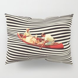 Illusionary Boat Ride 2 Pillow Sham