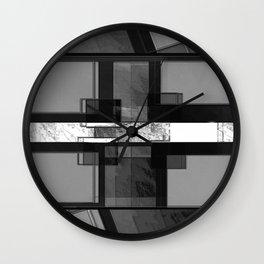 Leveled Variations Wall Clock