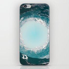 Water #2 iPhone Skin