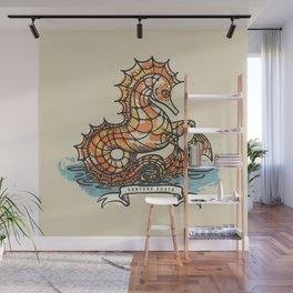 VENTURE FORTH Wall Mural