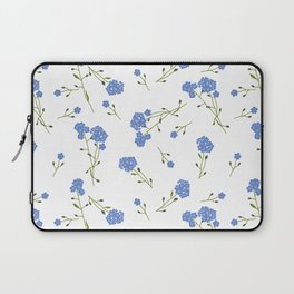 Forget me not II Laptop Sleeve