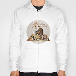 Just Gimme Indie Rock | Collage Hoody