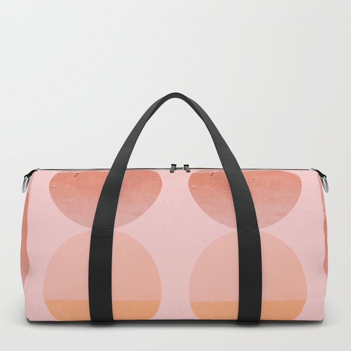 Abstraction_Circles_ART_Minimalism_001 Duffle Bag