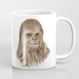 Wookiee Chewbacca Coffee Mug