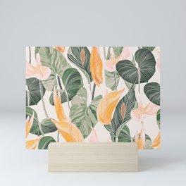 Lush Lily - Autumn Mini Art Print