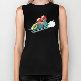 Winter Sports: Bobsleigh Biker Tank