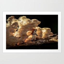 Home Planet #7 Art Print