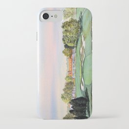 Bethpage State Park Golf Course iPhone Case