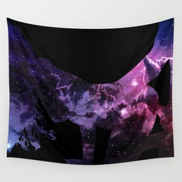 Space Probe Wall Tapestry