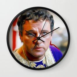 Richard Burton as Anthony Wall Clock