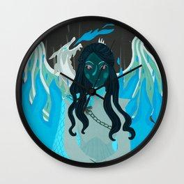 khalessi of the grass sea Wall Clock