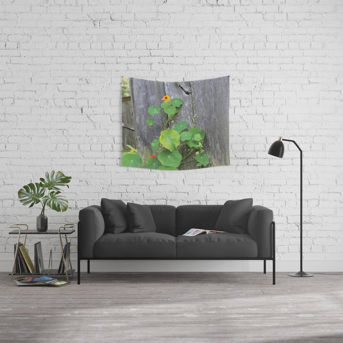 The Garden Wall Wall Tapestry