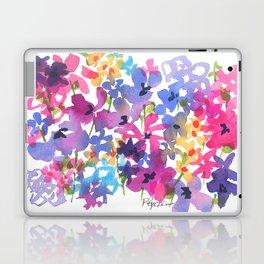 Fancy Florets Laptop & iPad Skin