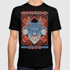 Hunting Club: Lagiacrus Black Mens Fitted Tee LARGE